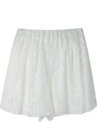 MSGM Lace Shorts