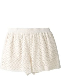 See by Chloe See By Chlo Macrame Lace Shorts