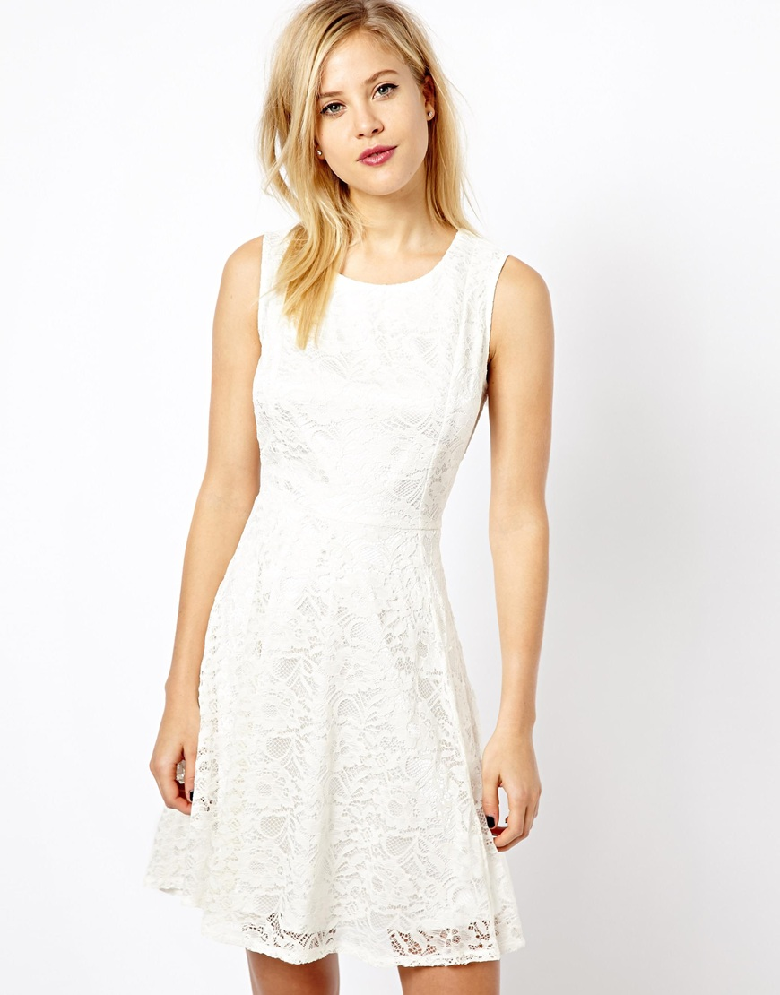 How to lace wear skater dress