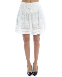 Laced up skirt medium 432397