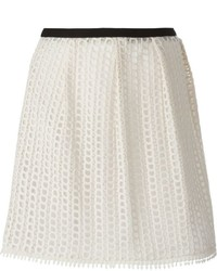 See by Chloe See By Chlo Lace Skirt