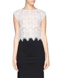 Nobrand Farrell Lace Shell Top