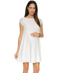 Lace maternity swing dress medium 3650551