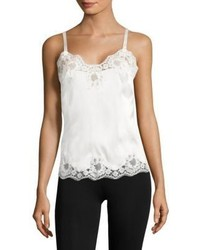 Dolce & Gabbana Lace Trimmed Camisole