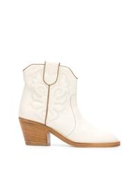 Twin-Set Cowboy Ankle Boots