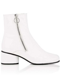 Marc Jacobs Crawford Patent Leather Ankle Boots