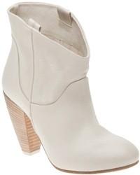 Elisanero Elisa Nero Leather Ankle Boot