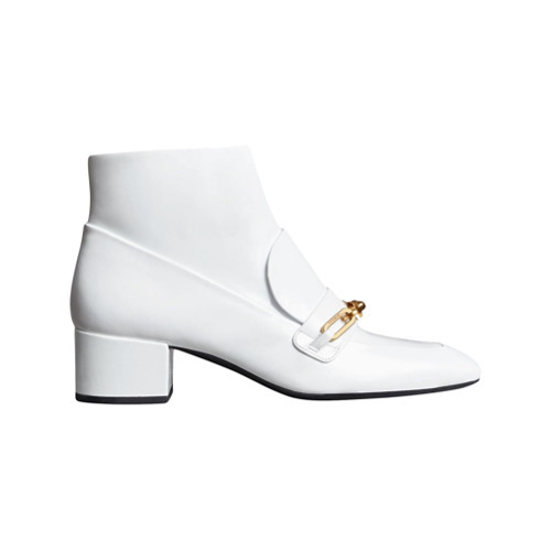 Burberry Link Ankle Boots