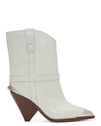 Isabel Marant Off White Lamsy Boots