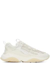 Amiri Off White Bone Runner Sneakers