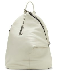 Giani leather backpack white medium 4950312