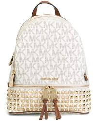 Michl michl kors rhea studded backpack medium 965327