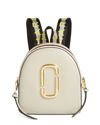 Marc Jacobs Pack Shot Leather Backpack