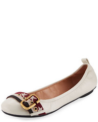 Marc Jacobs Dolly Buckle Ballerina Flat