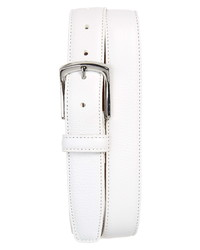 Torino Burnished Leather Belt