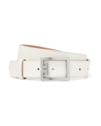 Givenchy Gv3 Textured Leather Belt