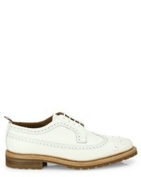 Thom Browne Classic Brogue Leather Dress Shoes 4dHM4ti