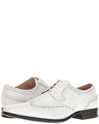 Stacy Adams Melville Lace Up Wing Tip Shoes