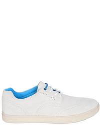 Diesel Primetivers Leather Wingtip Sneakers