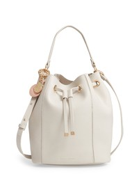ESTELLA BARTLETT Copperfield Faux Leather Drawstring Bag