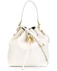 Dolce & Gabbana Claudia Bucket Shoulder Bag