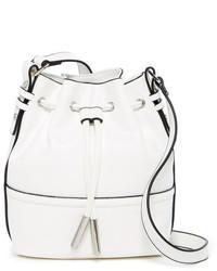 French Connection Iris Drawstring Bucket Bag
