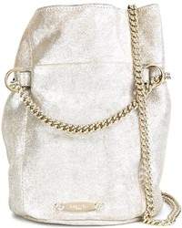 Lanvin Mini Aumoniere Bucket Bag