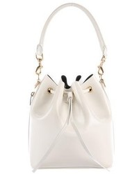Saint Laurent Leather Emmanuelle Bucket Bag