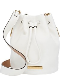 Marc by Marc Jacobs Luna Bucket Bag White