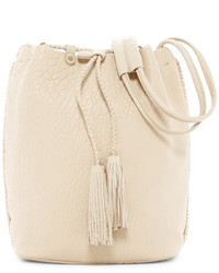 Lucky Brand Napa Leather Bucket Bag