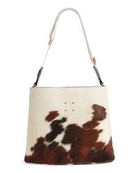 Trademark Sybil Genuine Calf Hair Bucket Bag