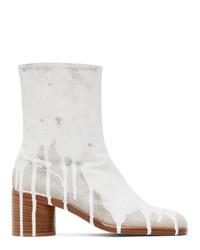 Maison Margiela Off White Bianchetto I Boots