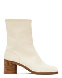 Maison Margiela Off White I Boots