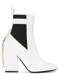 White logo chelsea boots medium 5363395