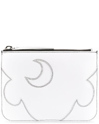 Alexander ueen medium pouch clutch medium 5252345