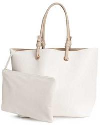 H&M Shopper With Clutch Bag