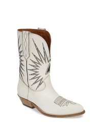 Golden Goose Wish Star Western Boot