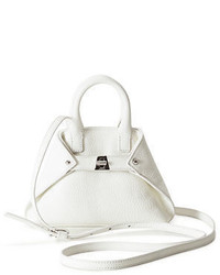 Akris Ai Micro Leather Crossbody Bag