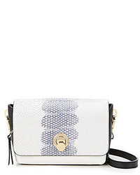 Louise et Cie Alis Snake Small Cross Body Bag