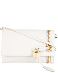 Tom Ford Alix Fold Over Crossbody Bag