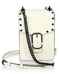 Rebecca Minkoff Biker Phone Leather Crossbody Bag