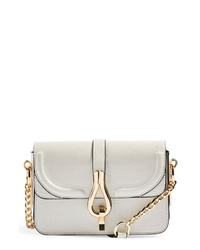 Topshop Capricorn Faux Leather Crossbody Handbag
