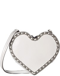 Rebecca Minkoff Chain Heart Crossbody