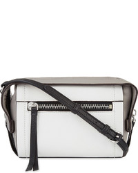 DKNY Crosby Ego Leather Cross Body Bag