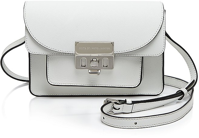a7500312f ... Leather Crossbody Bags Marc by Marc Jacobs Crossbody Lip Lock ...