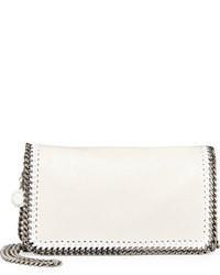 Stella McCartney Falabella Crossbody Bag White