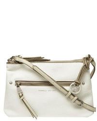 Fiorelli Leah White Crossbody Bag
