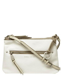 Fiorelli Leah White Crossbody Bag