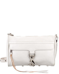 Rebecca Minkoff Leather Mac Crossbody Bag