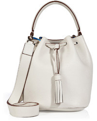 Anya Hindmarch Leather Vaughan Crossbody Pouch Bag